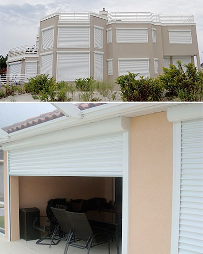 Nautilus Rolling Shutter System